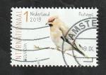 Stamps Europe - Netherlands -  Pájaro