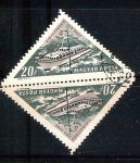 Stamps of the world : Hungary :  yate RESERVADO