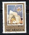 Sellos de America - Nicaragua -  navidad