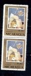 Stamps of the world : Nicaragua :  navidad