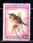 Sellos del Mundo : America : Rep_Dominicana : barrancoli RESERVADO