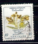 Stamps of the world : Colombia :  frailejon RESERVADO