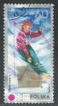Sellos del Mundo : Europa : Polonia :  Esqui
