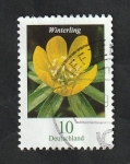 Sellos del Mundo : Europa : Alemania :  3099 - Flor Winterling