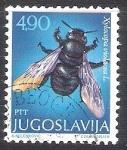 Sellos de Europa - Yugoslavia -  mosca RESERVADO