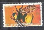 Sellos de Africa - Guinea Ecuatorial -  abeja