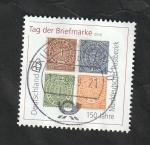 de Europa - Alemania -  3190 - Día del sello
