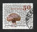 de Europa - Suiza -  2267 - Champiñón