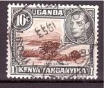 de Africa - Uganda -  George VI