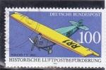 Sellos de Europa - Alemania -  avioneta Fokker 1922