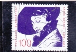 Stamps Germany -  Khate Dorsch 1890-1957