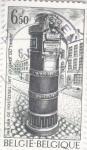 Sellos de Europa - Bélgica -  buzón de correos