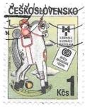 Sellos de Europa - Checoslovaquia -  juguete