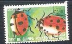Sellos de Africa - Guinea Ecuatorial -  mariquita