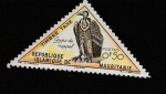 Stamps Mauritania -  Buitre