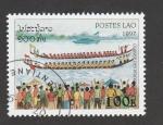 Stamps Laos -  Regatas