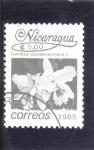 Sellos de America - Nicaragua -  flores-