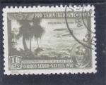 Stamps Spain -  primera travesia Rio de la Plata (40)