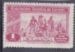 Stamps Spain -  Asociación benéfica de correos (40)