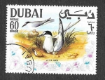 Stamps United Arab Emirates -  Yt100A-G - Áve