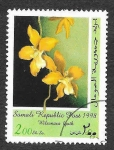 Stamps Somalia -  10-2 - Orquídeas