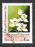 Sellos de Africa - Somalia -  10-4 - Orquídeas