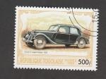 Stamps Togo -  Citroen  11 ligero 1950