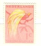 Sellos del Mundo : Europa : Holanda :  ave lira  RESERVADO