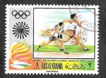 Stamps United Arab Emirates -  YtPA35C - JJOO de Verano Munich´72