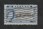 Sellos del Mundo : America : Bahamas : 156 - Elizabeth II, y Edificios
