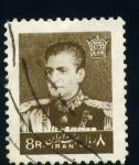 Stamps Asia - Iran -  sha reza pahlavi
