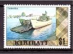 Stamps Oceania - Kiribati -  Motivos locales