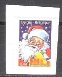 Sellos de Europa - Bélgica -  santa claus