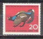 Sellos de Europa - Alemania -  birhain berlin RESERVADO