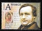 sello : Europa : Noruega : Noruega-cambio