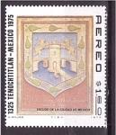 Stamps Mexico -  650 aniversario
