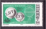 Stamps Mexico -  II centenario Loteria Nacional