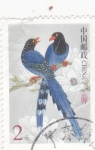 Stamps : Asia : China :  aves