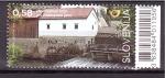 Sellos de Europa - Eslovenia -  serie- Molinos eslovenos
