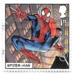 Sellos de Europa - Reino Unido -  spider-man