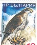 Sellos de Europa - Bulgaria -  gavilán