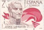 Sellos del Mundo : Europa : España : José de San Martí(40)