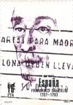 Sellos del Mundo : Europa : España : Francisco Salcillo(40)