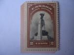 Sellos de America - Canadá -  Visita Real 1939 - Monumento de Guerra