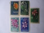 Stamps : Europe : Spain :  Colonias Españolas-Sellos a beneficio huérfanos de Telégrafos.
