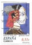 Sellos del Mundo : Europa : España : pintura