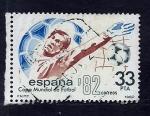 Sellos de Europa - España -  Futbol