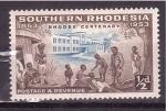 Sellos de Africa - Zimbabwe -  Centenario