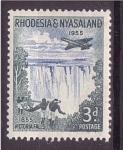 Stamps Zimbabwe -  Centenario