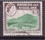 Stamps Zimbabwe -  Motivos locales